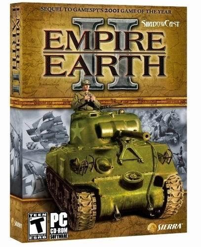地球帝国II霸权艺术(Empire Earth II: The Art of Supremacy)