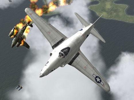 fighter)是王牌飞行模拟类游戏
